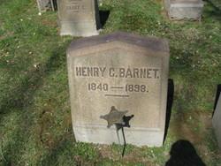 Henry C Barnet