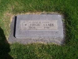 Walter Virgil Clark