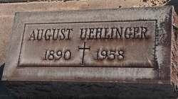 August Uehlinger