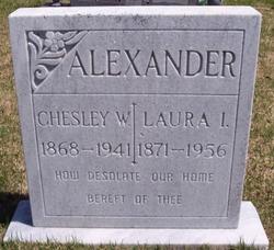 Laura Ida <i>Owen</i> Alexander