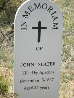 Lieut John Slater