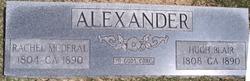 Rachel Moderal Alexander