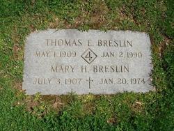Thomas E. Timmy Breslin