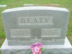 Frances Elizabeth Bettie <i>White</i> Beaty