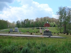 Cavenders Creek Baptist Church Cemetery