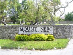 Mount Nebo Miami Memorial Gardens