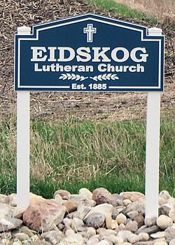 Eidskog Lutheran Cemetery