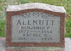 Rachel Damaris <i>Gorham</i> Allnutt