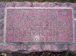 Corp Arthur W. Anderson