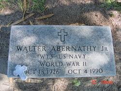 Walter Abernathy, Jr