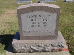 Floyd Wesley Burton
