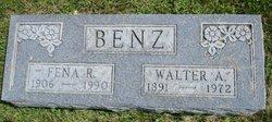 Fena Rosina <i>Warner</i> Benz