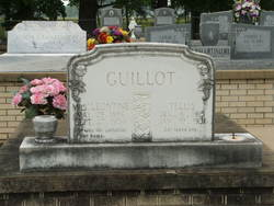 Leontine <i>Guillot</i> Guillot