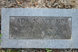 Ada Catherine <i>Neely</i> Young