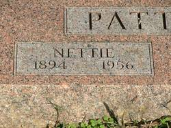 Nettie <i>Henry</i> Patterson