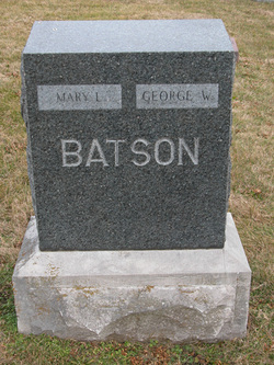 Mary Louise <i>Roper</i> Batson