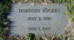 Dorothy Rogers