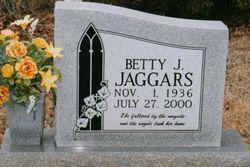 Betty Jo Jaggers
