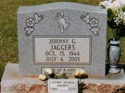 Johnny Gerald Jaggers