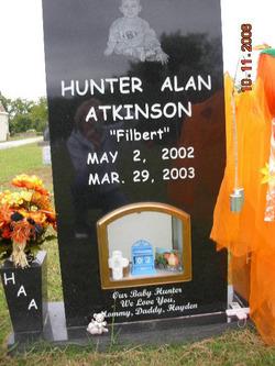 Hunter Alan Filbert Atkinson
