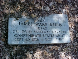 James Ware Redus, Sr