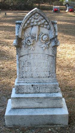 Beatrice Henington
