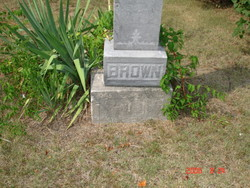 Mary <i>Langworthy</i> Brown