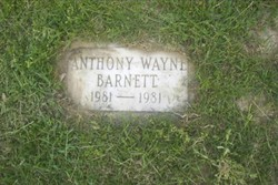 Anthony Wayne Barnett