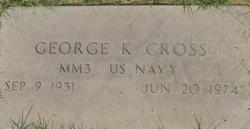 George Kenneth Cross