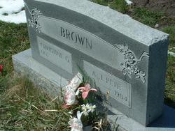 A.J. Pete Brown