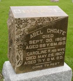 Abel Choate