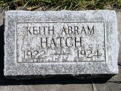Keith Abram Hatch