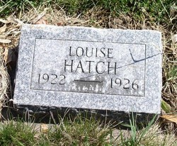 Louise Hatch
