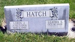 Leatha <i>Sproul</i> Hatch