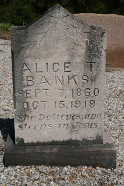 Alice Teresa <i>Frazier</i> Banks