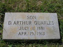 D. Arthur Quarles