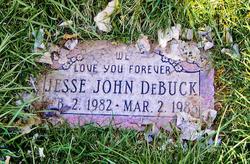Jesse John DeBuck