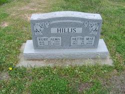 Nettie Mae Hillis
