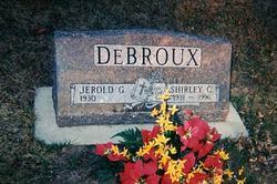 Shirley C <i>Reiter</i> DeBroux