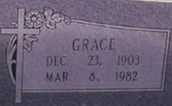 Grace <i>Dixon</i> Adams