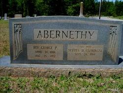 George Pat Abernethy