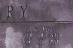 Etta <i>Davis</i> Avery