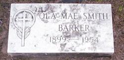 Ola Mae <i>Smith</i> Barker
