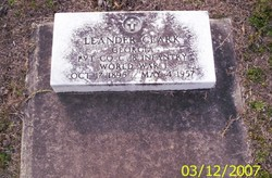 Pvt Leander Clark