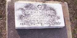 Corp Norman Clark