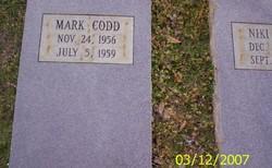 Mark Codd