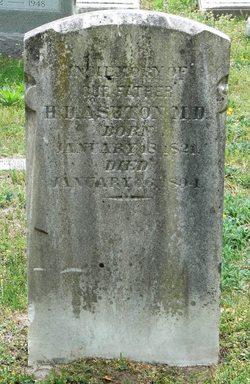 Dr Horace D Ashton