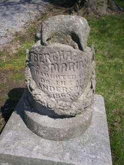Bertha Marian Anderson