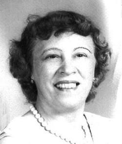 Eleanor M. <i>Lorenz</i> Aldridge
