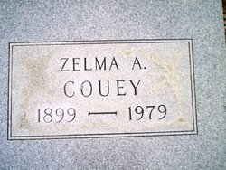 Zelma A. Couey